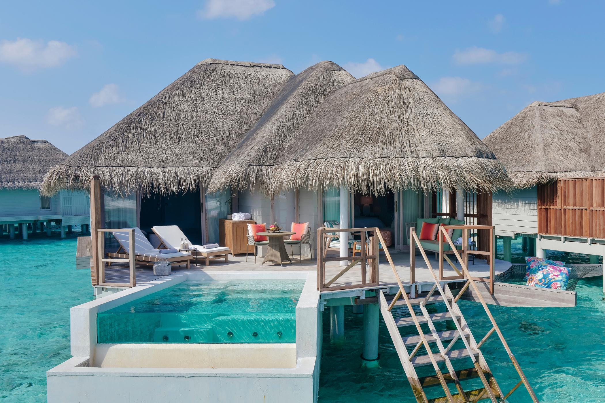 Water Pool Villa