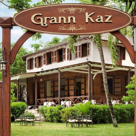 Restaurant Grann Kaz