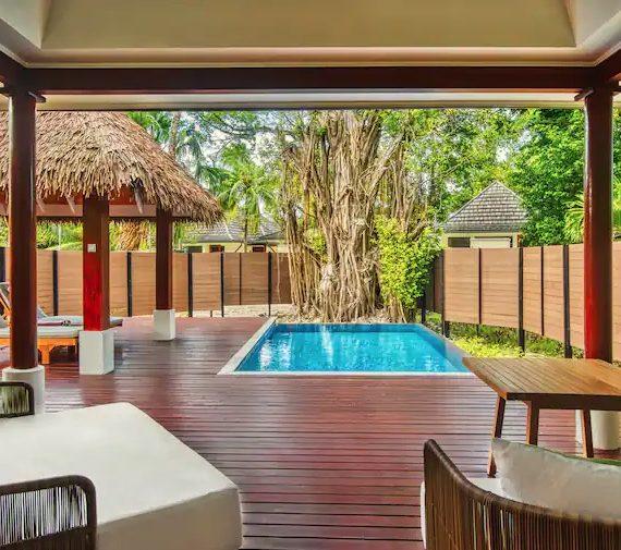 King Garden Oasis Pool Villa