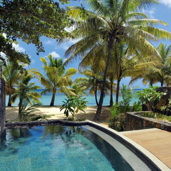Senior Suite Front de Mer avec piscine