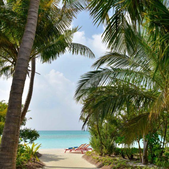 Beach Villa avec bain à remous