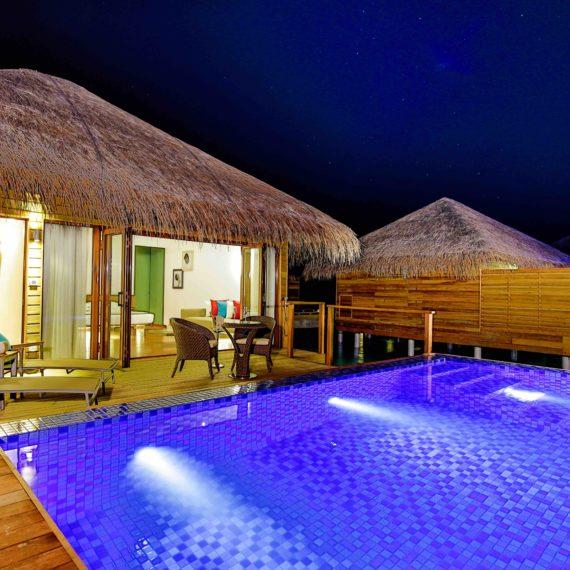 Lagoon Suite avec piscine