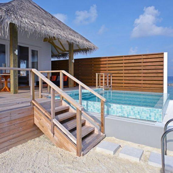 Dolphin Ocean Suite avec piscine