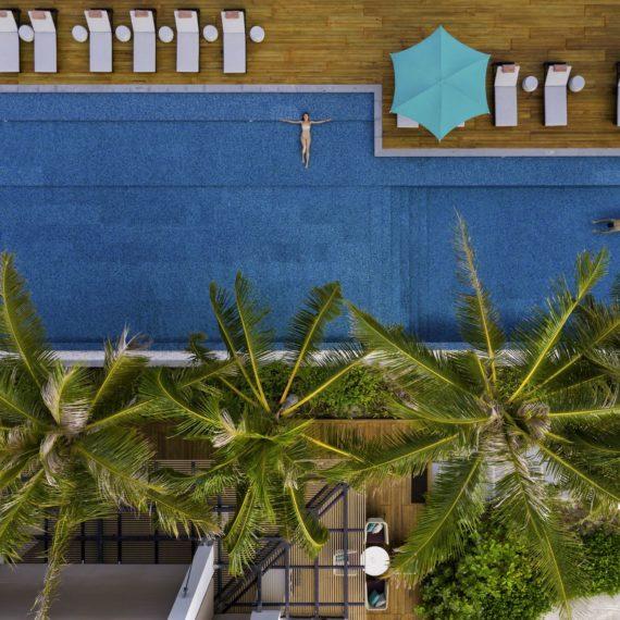 Pool Bar The Hub