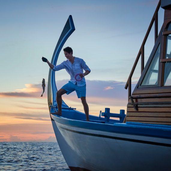 Excursion pêche nocturne traditionnelle