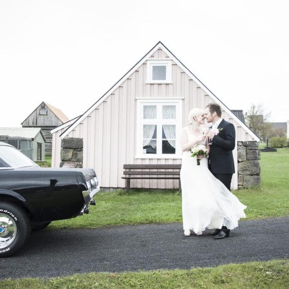 MARIAGE EN ISLANDE