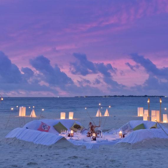 HOTEL KANUHURA, MALDIVES