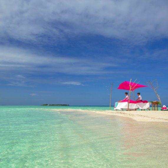 HOTEL SUN SIYAM VILU REEF, MALDIVES
