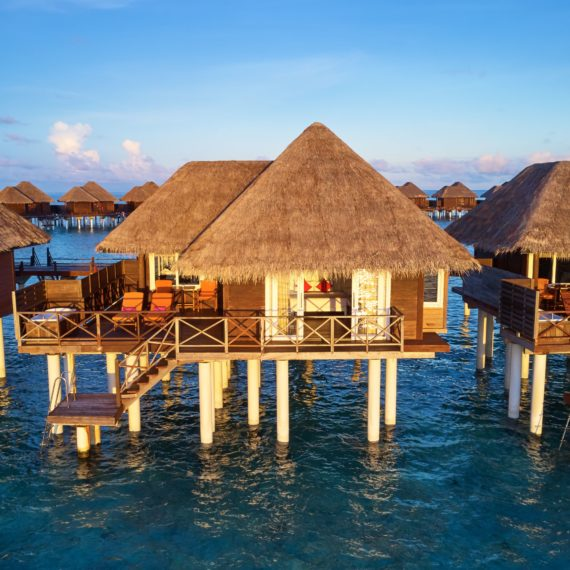 Sunset Reef Villa