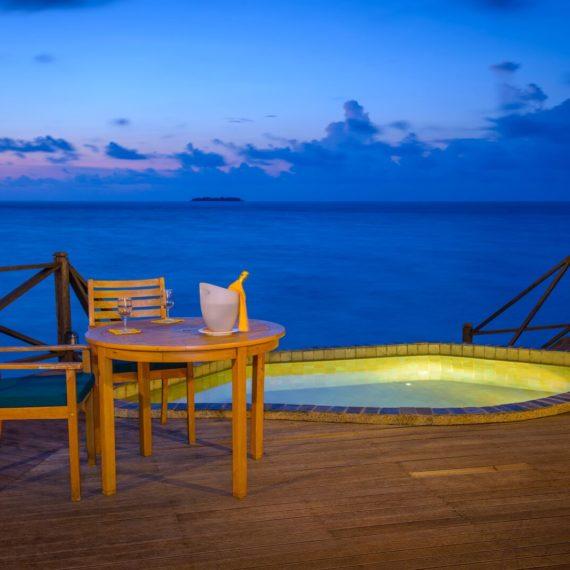 Sunset Villa Lagon