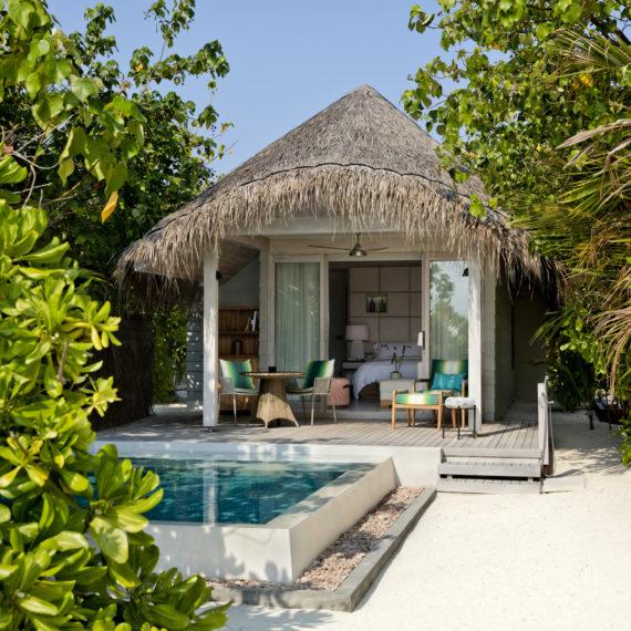 Beach Pool Villa