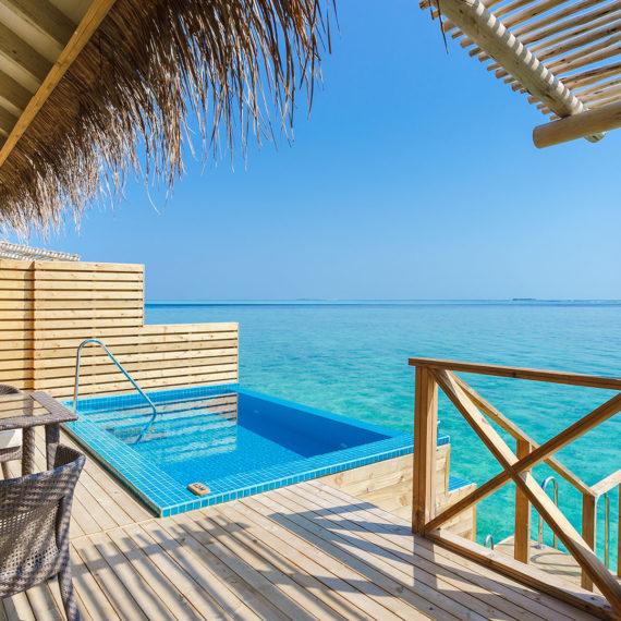 Aqua Suite avec piscine
