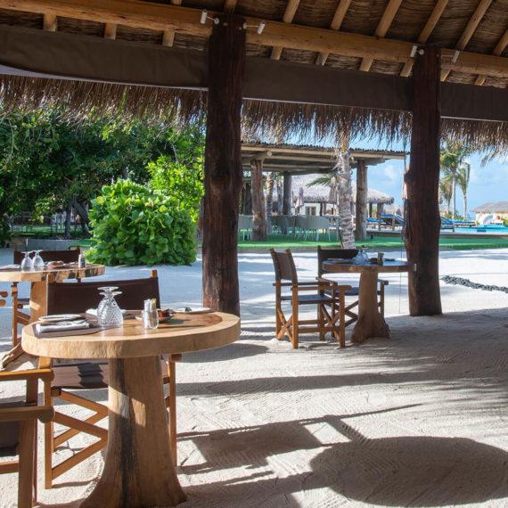 Restaurant The Sand