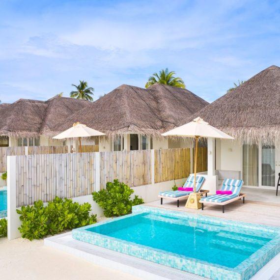 Beach Suite avec piscine