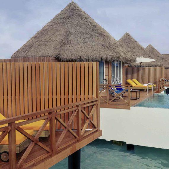 Villa Pilotis avec piscine
