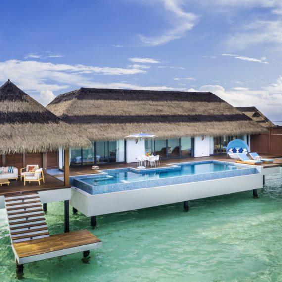 Villa Océan 2 chambres avec piscine