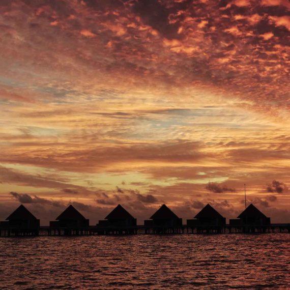 Villa Pilotis Sunset